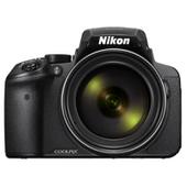 Цифрова камера NIKON Coolpix P900 Чорний