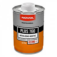 Антисиликоновая добавка в краску NOVOL Plus 760 (антикратер), 0,25 л.