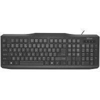 Клавіатура TRUST ClassicLine Keyboard. модель 20637