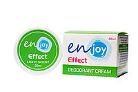 Дезодорант ENJOY EFFECT light scent  30ml