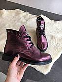 Кожаные ботиночки Plein от производителя