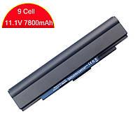 Acer AL10C31, 7800mAh, 9cell, 11.1V, Li-ion, черная,