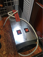 Тепловая электрическая пушка 3,5 кВт
