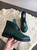 Кожаные ботиночки от производителя