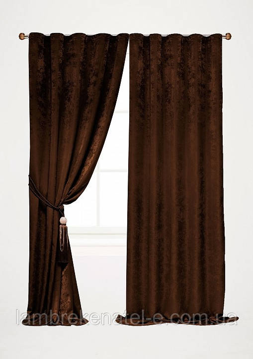 Готовые шторы с пошивом по рамеру