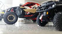 Maverick X3 XRS и Outlander 1000XTP