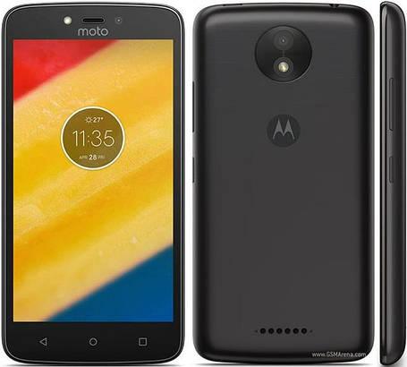 Чехол для Motorola Moto C Plus XT1723