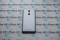 Задняя панель корпуса  Xiaomi Redmi Note 3  Серая