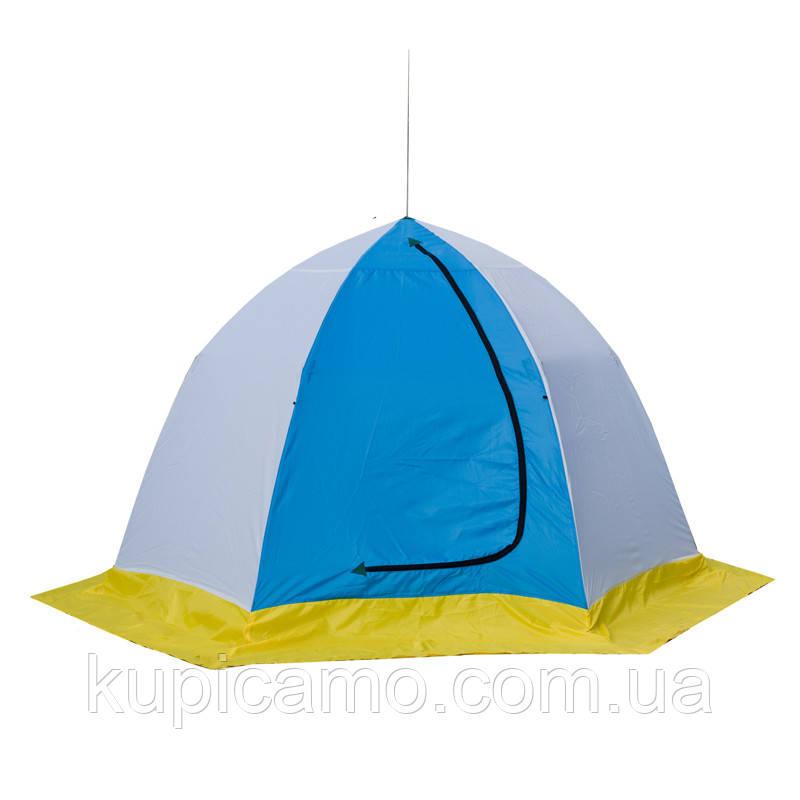 Палатка для зимней рыбалки СТЭК Elite 4