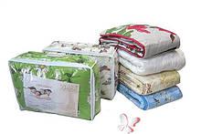 Полуторное шерстяное одеяло Vladi (Зима)