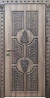 Входные двери Бастион-БЦ Элит Вишня малага БЛ 10
