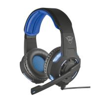 Гарнітура TRUST GXT 350 Radius 7.1 Surround headset модель 22052