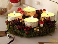 Изумительные идеи к Новому году для декора своими руками!