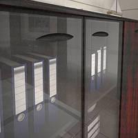 Тонированное стекло серое 5мм