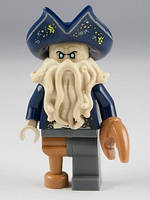 Лего Дейви Джонс lego Davy Jones из набора 4184