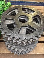 Кольцо зубчатое к каткам КЗК-6.02.013 (Ø-470мм)
