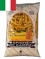 "Макарони Італія Spighe Di Сampo ""Спіральки"", 500г"