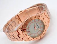 Часы женские Pandora - Classic - rose, золотистый корпус, фото 1
