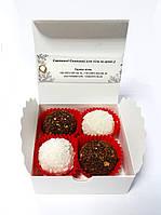 Цукерки Асорті органічне мило-скраб - сухофрукти та кокос 100г, фото 1