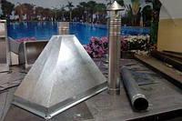 Изготовление вентиляционных зонтов