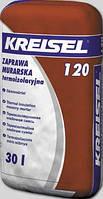 Суміш для кладки термоізоляційна 30л Kreisel 120  (пал. 30шт)