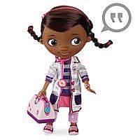 Кукла Доктор Плюшева Дисней поющая Doc McStuffins Toy Hospital Talking and Singing Doll-11 Оригинал Днепр