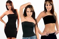 Моделирующее фигуру платье Lipodress 3 в 1 Хит продаж!