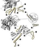 Ремень главного привода CNH