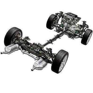 Диагностика и ремонт ходовой части автомобилей