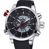 Мужские спортивные наручные часы Weide Premium Rubber