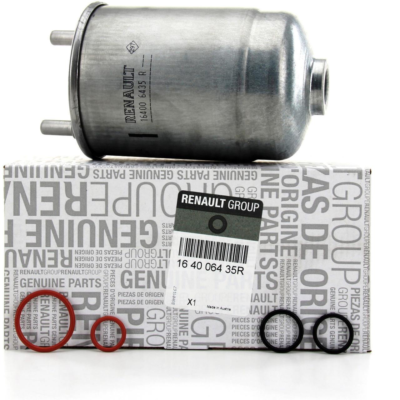 Топливный фильтр Рено Меган 3 1.5 dCI