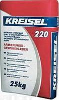 Kreisel 220 Клейова суміш для армування ППС 25кг (пал. 42шт)