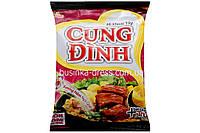 Лапша картофельная быстрого приготовления Cung Dinh со вкусом говядины 80г (Вьетнам), фото 1