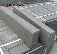 Бордюр тротуарный железобетонный БР 100.20.8, фото 3