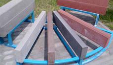 Бордюр тротуарный железобетонный БР 100.20.8, фото 2