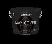 Интерьерная краска MAXICOVER ELEMENT PRO латексная 10 л.