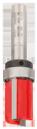 Концевые фрезы для обработки фасонных поверхностей с направляющим шариковым подшипником сверху