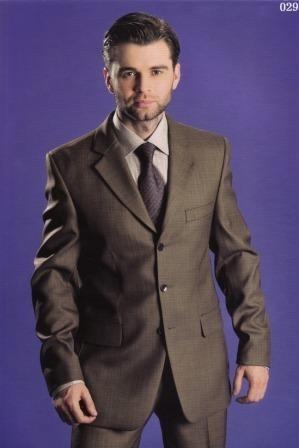 Мужской костюм модель 029