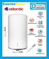 Водонагреватель Atlantic O'Pro Slim PC 30 Ультратонкий 30 Литров