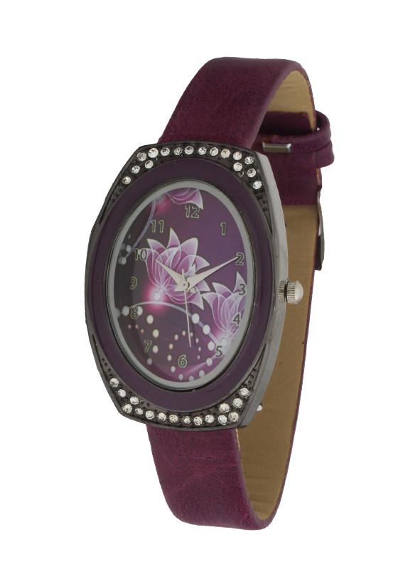 Часы NewDay женские оригинальные лилии