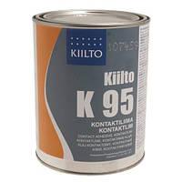 Контактный клей KIILTO K95 - Контактный клей на основе растворителя