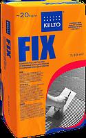 Цементно-Полимерный клей Kiilto Elast Fix 25кг