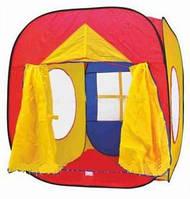 Детская игровая палатка   М 0507