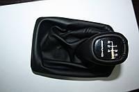 Чехол с ручкой КПП и рамкой AMG на Mercedes W210