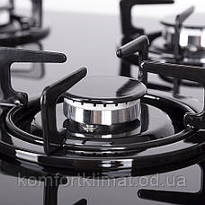Газовая варочная поверхность PSG 641 BLACK , фото 3
