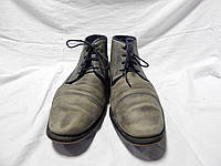 Мужские  демисезонные ботинки Will Lester р. 43 кожа 012