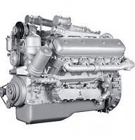 Двигун ЯМЗ 238ДК-1 в сб. без КПП з МОМ (пр-во ЯМЗ)
