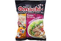 Лапша быстрого приготовления Омачи Omachi Свиные рёбрышки 82г (Вьетнам)