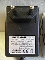 Автоматическое зарядное устройство LC-0610 для SLA (свинцовых) аккумуляторов 6V