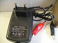 Зарядное устройство Bossman  EPA1015,  для свинцовых (SLA) аккумуляторов 12V- 0,8A